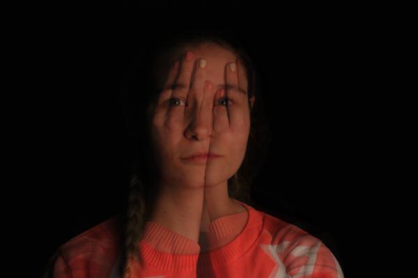 Emily Harvey - Portrait